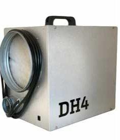 TrygghetsVaktens adsorptionsavfuktare DH4